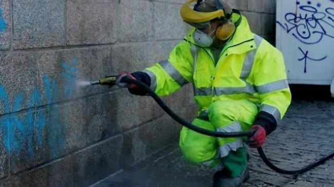 comment nettoyer un graffiti