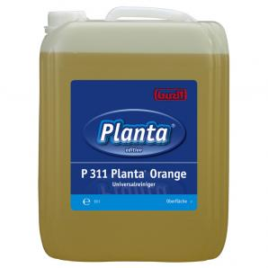 Nettoyage intensif PLANTA ORANGE