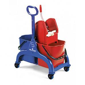 Chariots de lavage FRED 2x15 Litres