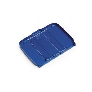 Accessoires chariots de  ménage et  lavage Couvercle porte sacs bleu chariot ménage