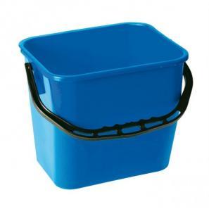 Accessoires chariots de  ménage et  lavage Seau bleu 12L