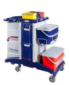 Chariots de désinfection DMX 500.2
