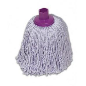Seaux et lavage au mop. FRANGE TYPE MERY MICROFIBRE AVEC RACCORD HEXAGONAL