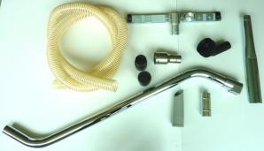 Accessoires aspirateur KIT ACCESSOIRES INDUSTRIEL RGS DIAM. 40mm