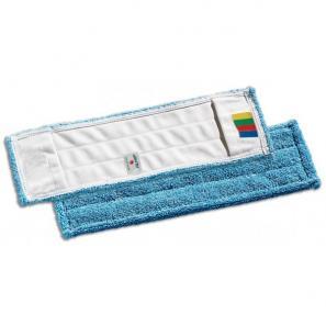 Franges de lavage poches et lanquettes FRANGE POCHES 40 CM MICROFIBRE BLEUE