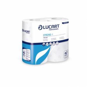 Bobines de papier hygiénique Papier toilette petits rouleaux STRONG 2 plis 496 fts
