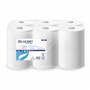 Bobines de papier hygiénique Papier toilette L ONE MINI STRONG blanc