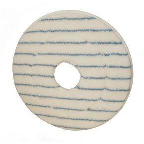 Disques Janex DISQUE MICROFIBRE RAYURES BLEUES Ø330