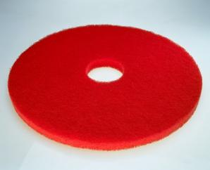 Disques 3M DISQUE ROUGE POLYESTER Ø406