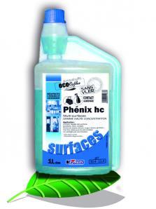 Entretien & nettoyage des surfaces PHENIX HC 1L