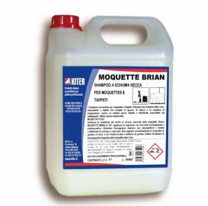 Entretien des sols textiles MOQUETTE BRIAN 5L