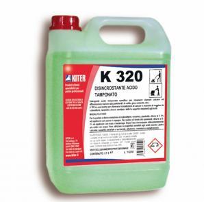 Grés cérame: nettoyage courant K320 3L