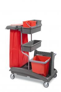 Chariots de lavage et ménage IDEATOP 6 S/P