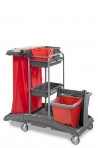 Chariots de lavage et ménage IDEATOP 13 S/P