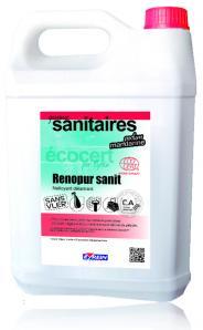 Nettoyant journalier RENOPUR SANIT MANDARINE 5L