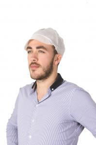 Casques et casquettes Casquette blanche à visière