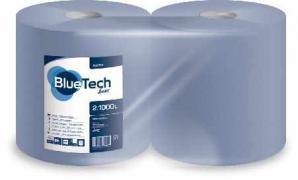 Bobines industrielles Bobine industrielle 1000 formats bleu