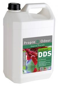 Nettoyant désinfectant DDS COQUELICOT 5L