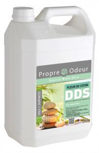 Nettoyant désinfectant DDS FLEUR DE COTON 5L