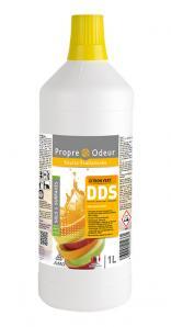 Nettoyant désinfectant DDS CITRON VERT 1L