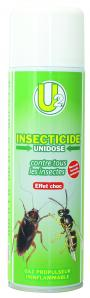 Insecticides et Répulsifs INSECTICIDE ONE SHOT 500ML