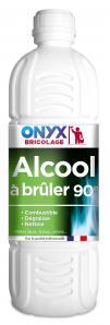 Entretien & nettoyage des surfaces ALCOOL A BRULER 1L