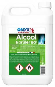 Entretien & nettoyage des surfaces ALCOOL A BRULER 5L