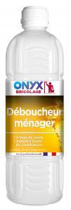 Entretien & nettoyage des surfaces DEBOUCHEUR MENAGER 1L