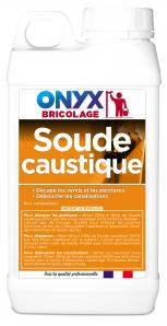 Entretien & nettoyage des surfaces SOUDE CAUSTIQUE 1KG