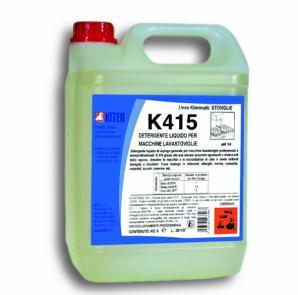 Vaisselle machine K 415