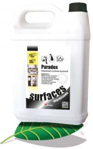 Entretien & nettoyage des surfaces PARADOX