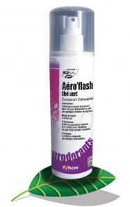 Désodorisant liquide AERO FLASH THE VERT