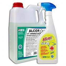 Entretien & nettoyage des surfaces ALCOR