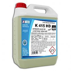 Vaisselle machine K415