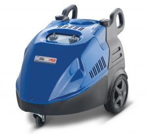 Nettoyeurs HP eau chaude triphasés BLUE CLEAN 6770
