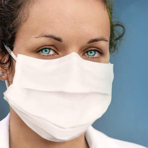 Masques, filtres et galettes  Masque Barrière Lavable MILO (sachet de 50)