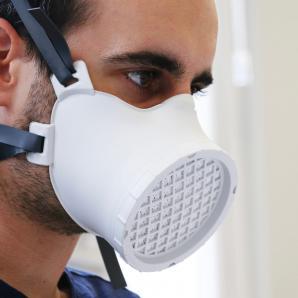 Masques, filtres et galettes  Masque de protection OCOV P2 (100 jours d'utilisation)