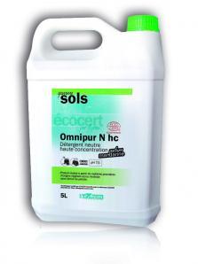 Nettoyage des sols OMNIPUR HC 5L