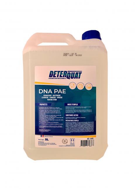 Entretien & nettoyage des surfaces DETERQUAT DNA 5L