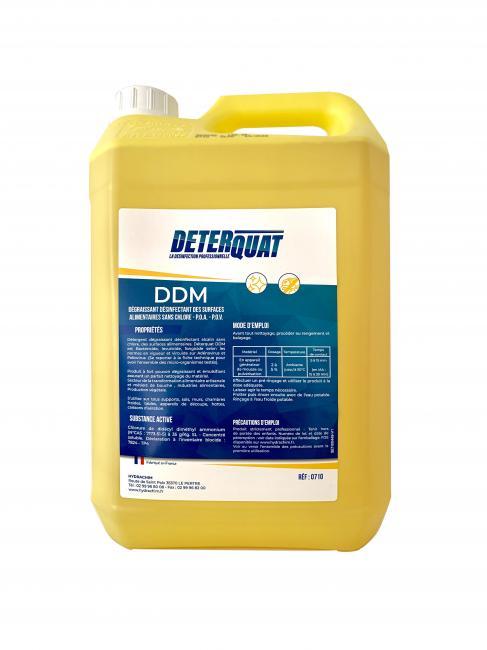 Entretien & nettoyage des surfaces DETERQUAT DDM 5 L