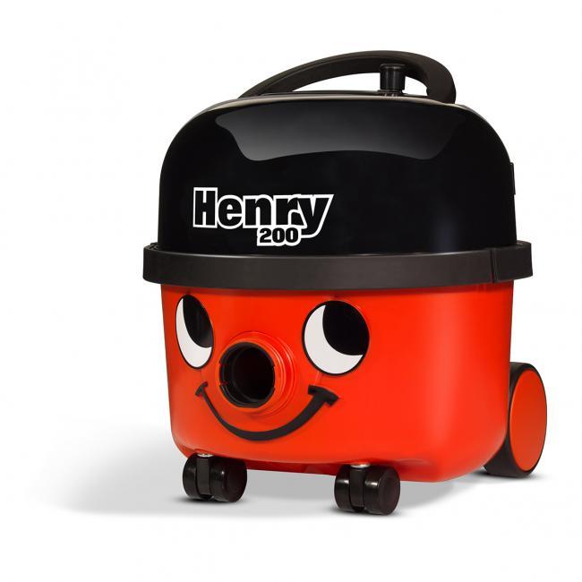 Aspirateurs poussières HENRY 9L