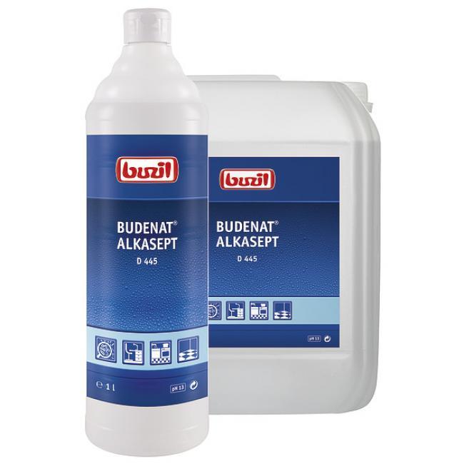 Entretien & nettoyage des surfaces D445 BUDENAT ALKASEPT