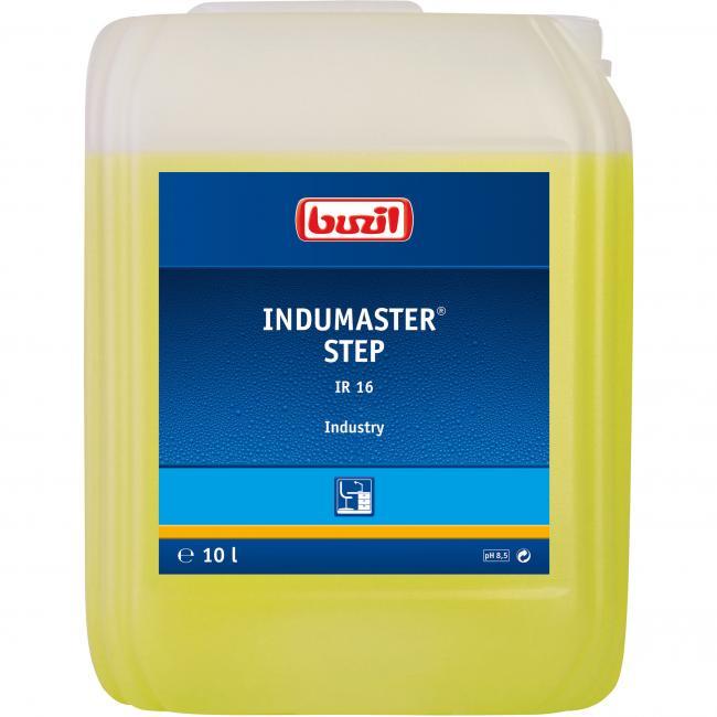 Détergents industriels IR16  INDUMASTER STEP