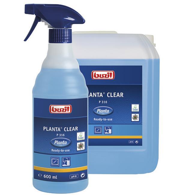 Entretien & nettoyage des vitres P 316 PLANTA CLEAR