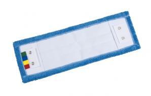 Franges de lavage poches et lanquettes FRANGE POCHES&LANGUETTES 40 CM MICROFIBRE BLEUE SPEEDCLEAN