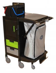 Chariots de désinfection COMPACT II BLACK IS GREEN