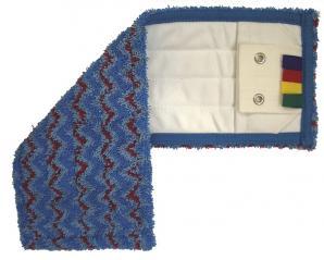 Franges de lavage poches et lanquettes FRANGE MICRO Z 40cm