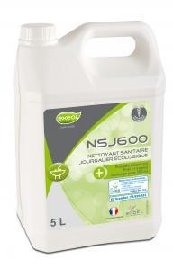 Nettoyant journalier NSJ 600 5L