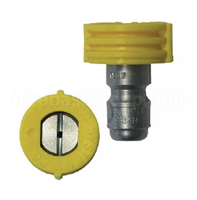 Accessoires HP de série Gicleur HP Quick 15/09 jaune NHP série AR PRO BC 10-150 S