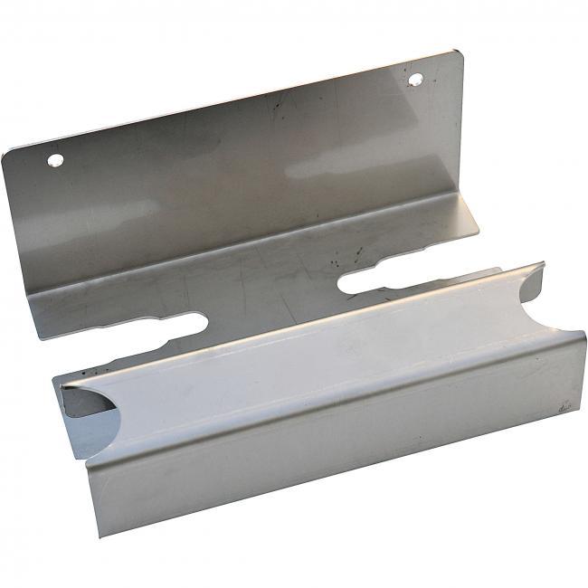 Accessoires HP optionnels Support mural acier inox pour lances nettoyeur HP poste fixe AR PRO